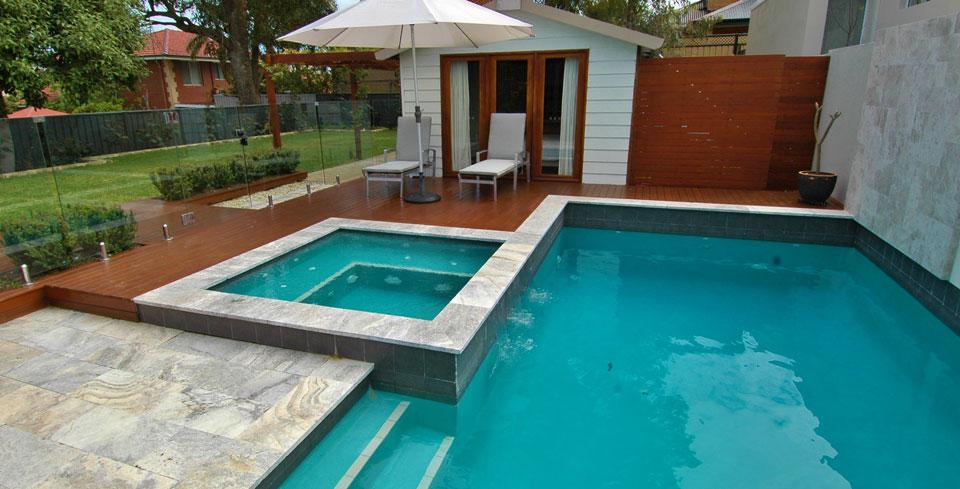 Swimming pool design and construction, resurfacing and renovation