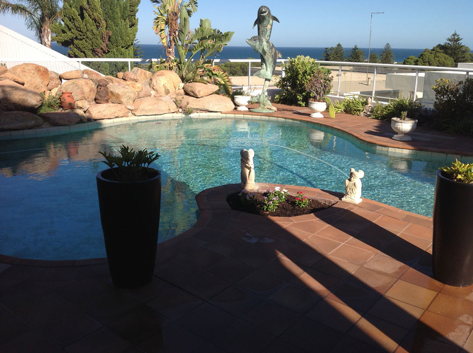 concrete swimming pool resurfacing Perth