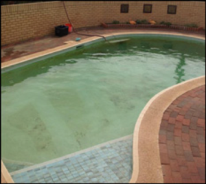 swimming pool leak detection Perth