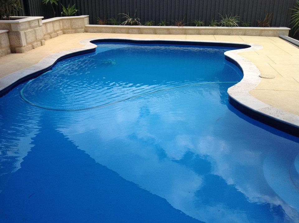 Fibreglass pool resurfacing Perth
