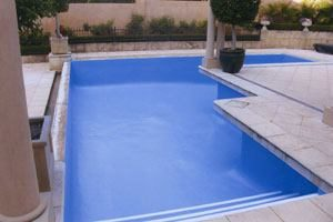 pool resurfacing and recoating for concrete, vinyl liner and fibreglass pools